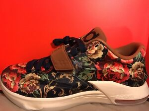 Nike KD VII 7 Ext Floral QS Size 9.5 New Deadstock