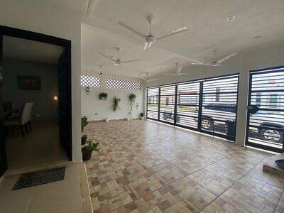 Se Renta Casa en Cancun Gran Santa Fe Plus de 3 Recamaras con Seguridad 24 7