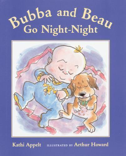 Bubba and Beau Go Night-Night-ExLibrary