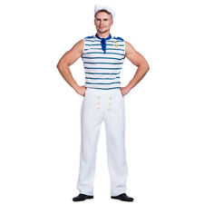 HOT MEN SAILOR TANTALIZING STAG NIGHT UNDERWEAR THONG FANCY DRESS COSTUME OUTFIT