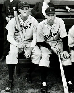 Hank-Greenberg-Charlie-Gehringer-Photo-8X10-Tigers-Buy-Any-2-Get-1-FREE