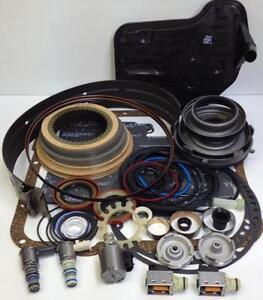 rebuilding a 4l60e transmission yourself