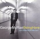 Being Here * by George McRae (CD, Jul-2001, Affinity Jazz)