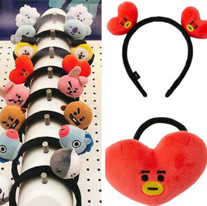 BT21-Kpop-BTS-Headbands-Hair-Band-Tie-Hairpin-Bangtan-Boys-CHIMMY-Tuck-Comb-Gi-G