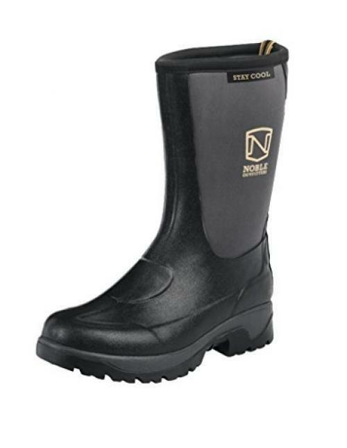 Noble Outfitters MUDS Stay Cool Mens Mid Boots 13