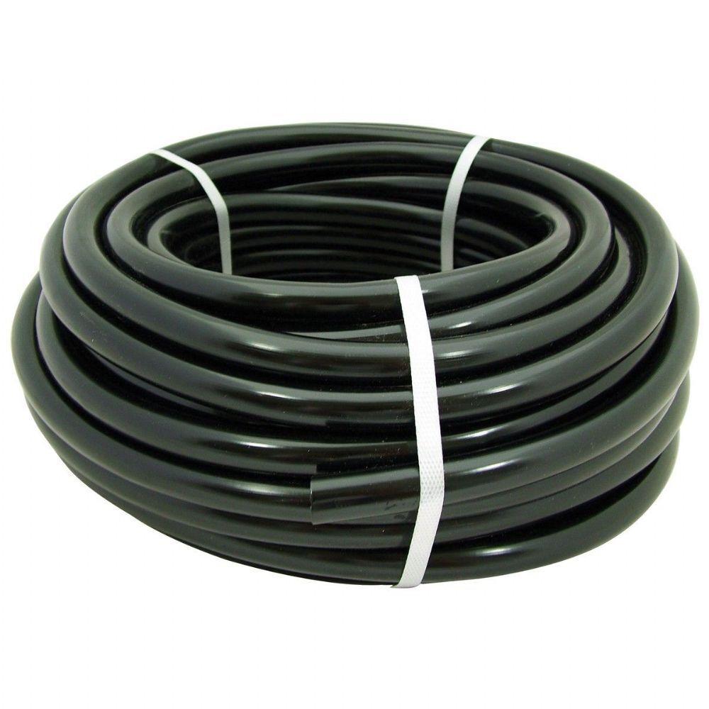 Schwarz Ldpe Wasser Rohr Garten Bewässerung Hergestellt in Eu 4 Leiste
