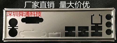1pcs Gigabyte IO SHIELD GA-A320M-HD2 GA-A320M-S2H