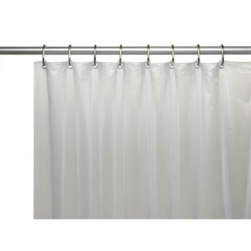 10 Gauge Vinyl Shower Stall ... Carnation Home Fashions USC-10-ST-10 54 x 78 in