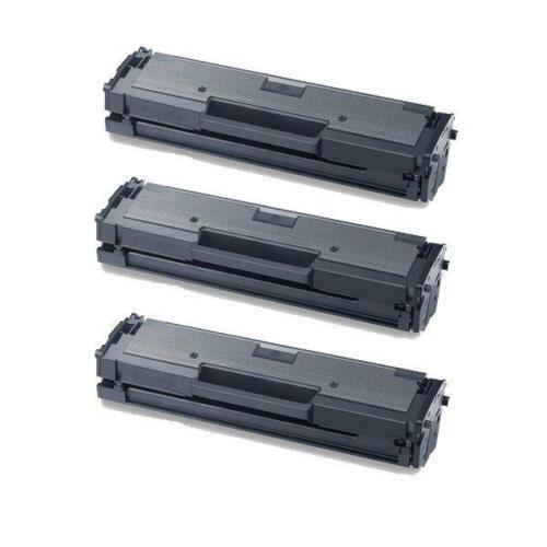 3 pk MLT-D111S Toner Cartridge for Samsung M2020W M2021W M2070 M2071 Printer