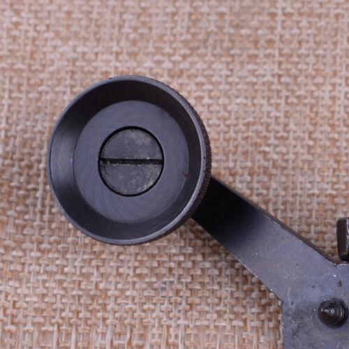 Nähmaschine Rollenrad Fuß Set 3 12264 12265 12267 für Single Schwarz 3 Größe