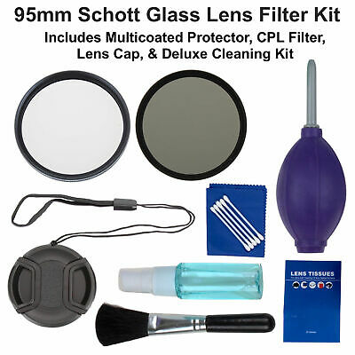 43mm S-Series Schott Glass Protector Filter Digital Camera DSLR Lens