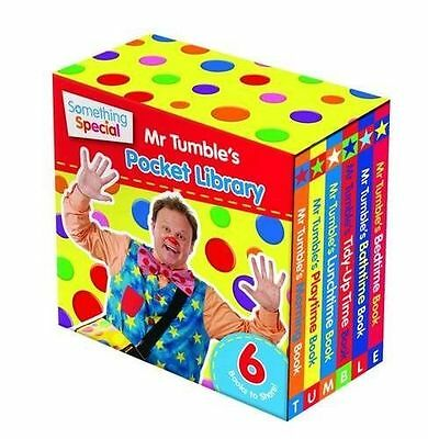 Something Special Mr Tumble's Pocket Library by Egmont UK Ltd (Board book, 2013)