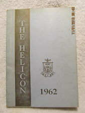 1962 Yearbook Psi Iota Xi Sorority The Helicon 206 Pages of News & Photos