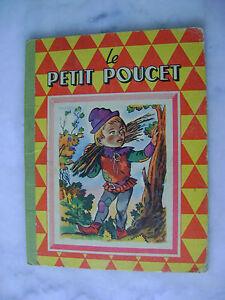 Guy SABRAN - Le petit Poucet - G.P. 1954 - France - EBay Editions G.P. mars 1954 - Illustrations de Guy Sabran - Bon état Port dégressif pour achat groupé, envoi possible en Mondial relay - France