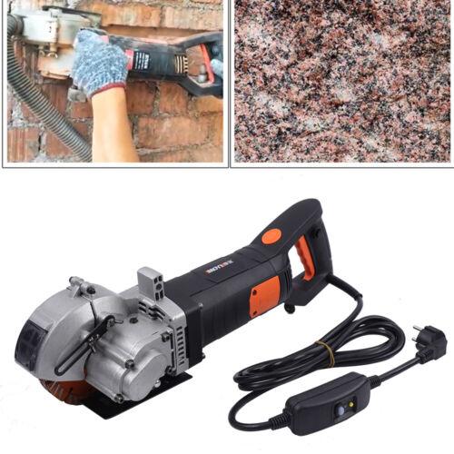Sicher 5 Trennscheiben Elektrische Mauernutfräse Schlitzfräser Wandschlitzer
