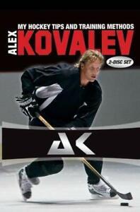 DVD-Alex-Kovalev-Hockey-Tips-and-Training-Methods-New