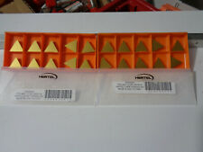 Hertel Carbide Turning Insert TCMT21.51 LF Grade HC335 QTY 10 84286244