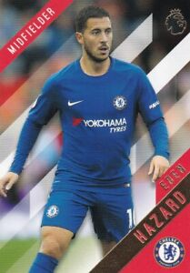 2017-18-Topps-Premier-League-or-Football-Cartes-a-Collectionner-34-Eden