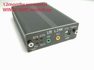 Radio-Station-USB-PC-linker-Adapter-U5-Link-Connector-for-YAESU-FT-817-857-897