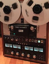 AKAI GX 400D SS REEL TO REEL Professional Tape  Recorder 2 And 4 Track Stereo