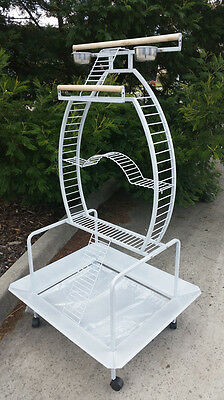 EX-DISPLAY LARGE PARROT / BIRD PLAY STAND / ACTIVITY GYM RRP $325