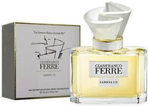 Gianfranco-Ferre-Camicia-113-Edp-Eau-de-Parfum-Spray-50ml-NEU-OVP