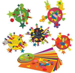 30-x-MYO-FESTIVAL-WHEELS-classroom-school-supplies-craft-Xmas-bumper-activity