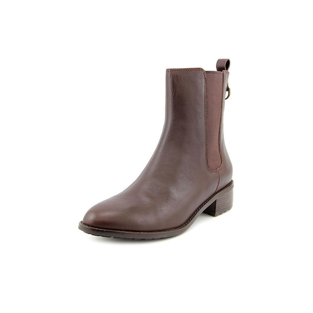 Nuevo Cole Haan Daryl Daryl Daryl marrón de cuero resistente al agua en el tobillo Bota Talla 10.5  mejor moda