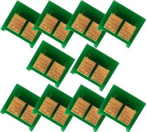 Details about 10pk - Toner Reset Chip for use in HP 85A, CE285A Cartridge  Refill