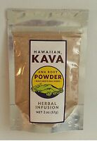 Hawaiian Kava 100% Kava Root Powder (2 Oz) By Maui Medicinal Herbs
