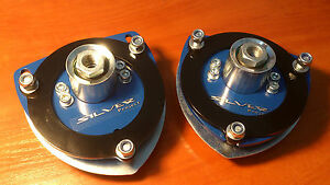 CAMBER-PLATES-Domlager-for-VW-POLO-9N-BLUE
