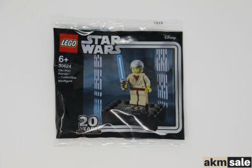Lego Star Wars 30624 Obi-Wan Kenobi Polybag 20 Jahre Jubiläum NEU /& OVP Brandneu