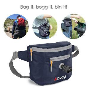 bogg-bumbag-Dog-walking-waist-bag-Poop-bag-dispenser-amp-waste-carrier-Grey