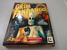 GRIM FANDANGO LucasArts Game PC (1998) Box - New (PORTUGUES VERSION) RARE