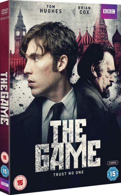 ❏ The Game DVD Complete BBC MI5 Spy Series ❏ Tom Hughes Brian Cox