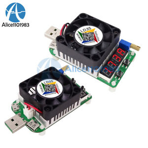Electronic-Load-Resistor-LD25-LD35-USB-Interface-Test-Discharge-Battery-Tester