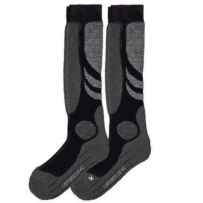 2 PAAR Camano Komfort Skisocken Ski Socken Strümpfe Gr. 31-34 35-38 39-42 43-46