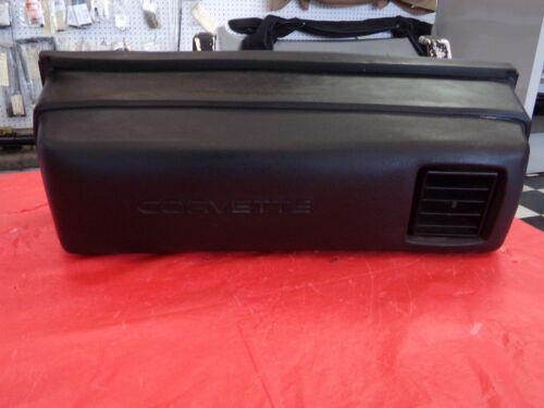 C4 1984-1989 Corvette Passenger Side Dash Trim Pad Assembly RH