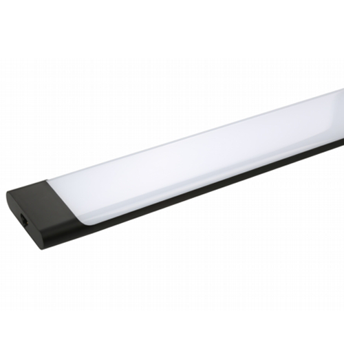 Ledison LED Slim Batten. Light Fixture 120cm. Surface Mounted Dimmable 40Watt