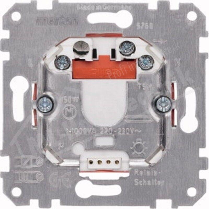 Merten 576897 Relais-Schalt-Einsatz 0-1000VA AC 230V für Ohmsche Last