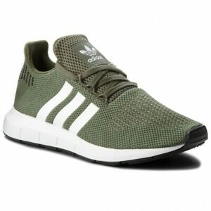 SCARPE-ADIDAS-ORIGINALS-DONNA-SWIFT-RUN-W-AQ0866-VERDE-GREEN-NUOVE-ORIGINALI