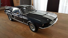 Ford Mustang Shelby GT 500 1:8 DeAgostini - UNGEBAUT - UNBUILDT