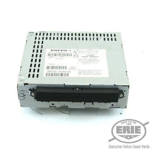 Volvo S40 V50 Genuine OEM Single DISC CD Player Volvo p//n #30732600-1