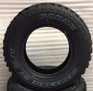 1 New Lt285 70r17 285 70 17 Renegade M T Mud Tires Ebay