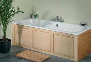 "*Clearance* Roper Rhodes / Tavistock ""Ikon"" 180cm Bath Panels in Beech."