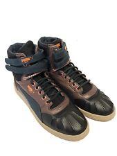 item 2 Puma Sky Ii Hi Duck Winter Mens Black Brown Leather High Top  Sneakers Shoes 11 -Puma Sky Ii Hi Duck Winter Mens Black Brown Leather High  Top Sneakers ... db290e01c
