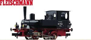 Fleischmann-H0-631881-1-Dampflok-BR-98-75-der-DB-034-DCC-Digital-034-NEU