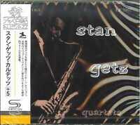 STAN GETZ-STAN GETZ QUARTETS -JAPAN SHM-CD C94