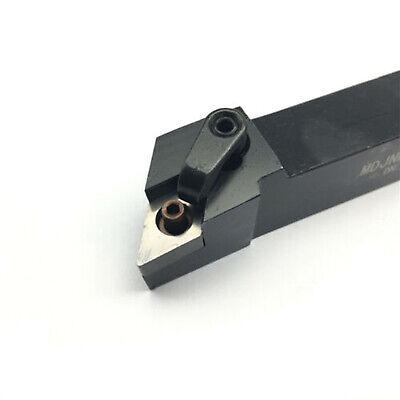 MSDNN 2020K12 20x125mm Lathe Turning Tool Holder For TNMG1604 Insert