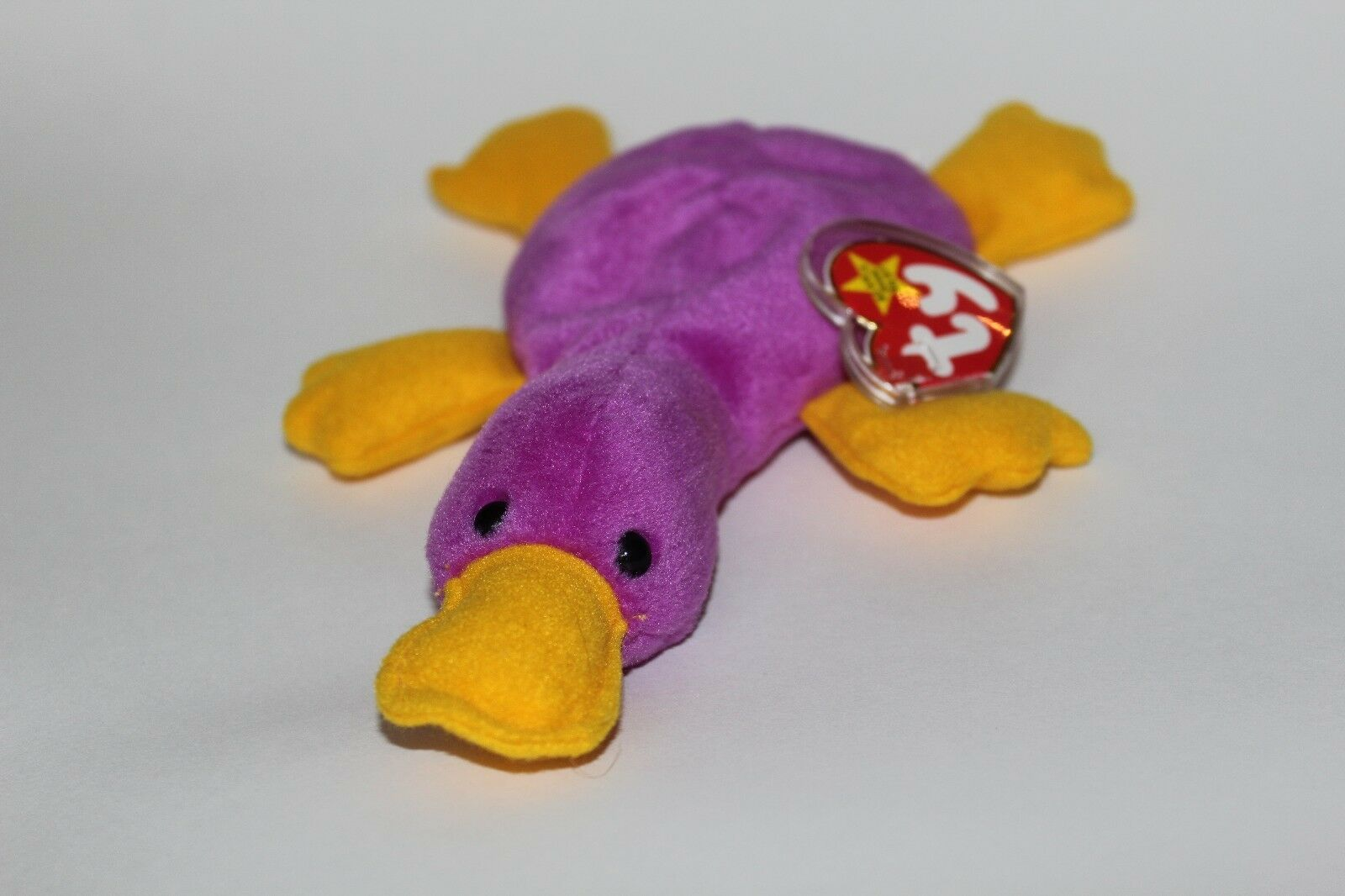 Ty Beanie Baby, Patti, Rare, Collectors, Retired, With errors  Free Shipping